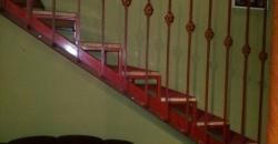 Kovácsoltvas lépcsők