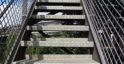 Kültéri lépcső ipari megoldások