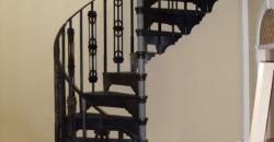 Lépcső készítés csigalépcső